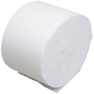 Coton ouaté doux, largueur 90 mm Coton blanc  90 mm x 5 m