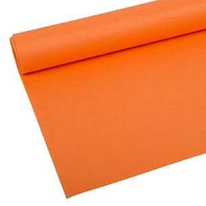 Zijdevloeipapier, 480 vellen Oranje 760 x 505 14 gsm