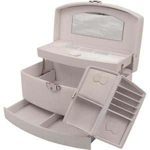No. 823 - Fold-out Jewellery Case + Travel Purse