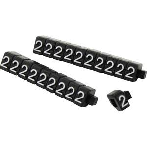 Priskuber 5mm (Sort)