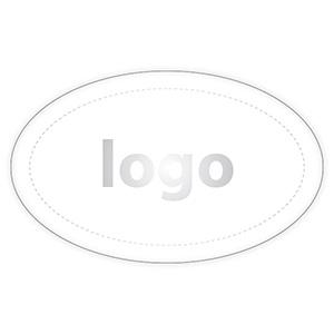 Etykiety z nadrukiem, owalne 002