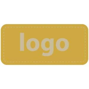 Adhesive label 006, square