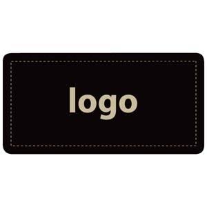 Adhesive label 016, square