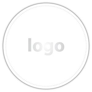 Etiquettes cadeau adhésive 022 - Ronde