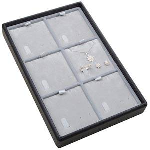 Small tray for 6x jewellery set