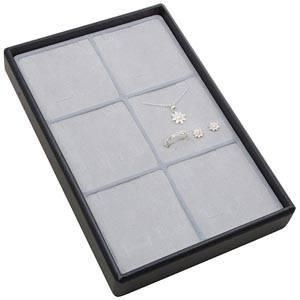 Klein tableau voor 6x sieradenset