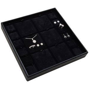 Medium tray for multiple jewellery sets
