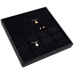 Medium tray for 24x jewellery set