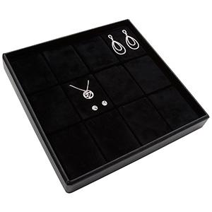 Średnia kaseta na 12 komplety biżuterii
