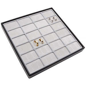 Medium Tray For 24 Pairs of Wedding Bands