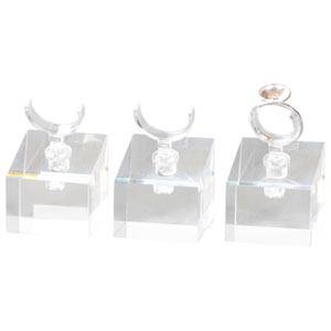 Display for 1 ring, small