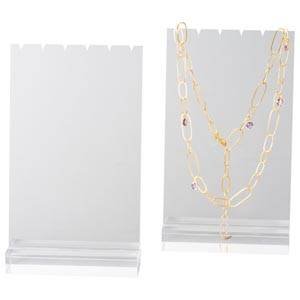 Display 3 colliers, medium