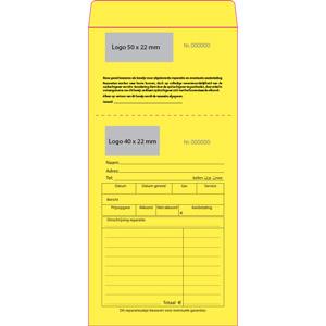 Sachets de réparations (SAV) - Imprimé NL