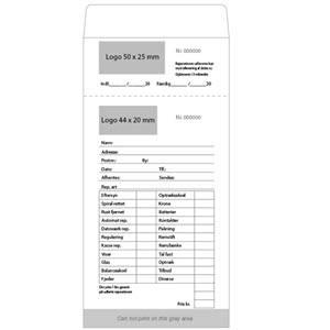 Sachets papiers - SAV pour horlogerie DK