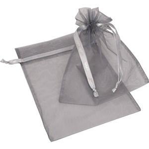 Grootverpakking Groot Organzazakje, logo op lint