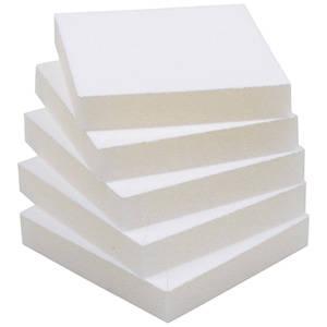 Skumindsats til vedhængsæske Hvid 59 x 59 x 7 0 027 004 / 0 018 004