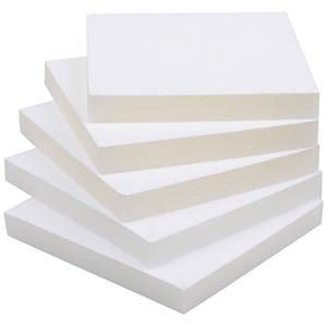 Skumindsats til armringsæske Hvid 81 x 81 x 15 0 027 006 / 0 018 006