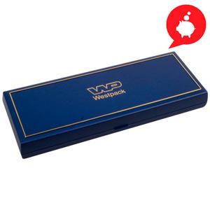 Bulk buy -  Torino box for necklace, oblong