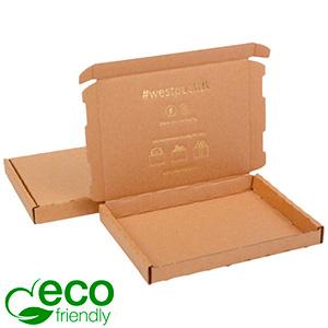 ECO transport box ECO, 124x175x19 mm Natur kartong 175 x 124 x 19 (160 x 118 x 17 mm)  398 gsm