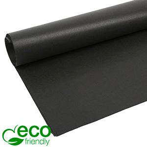 Miljövänligt Silkespapper/480 ark Svart 700 x 500 17 gsm