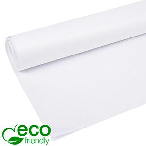 Miljövänligt Silkespapper/480 ark Vit 700 x 500 17 gsm