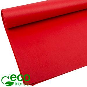Papier bibułkowy ECO Czerwony / 480 arkuszy 700 x 500 17 gsm