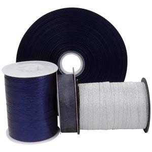 Blå/silver paket