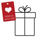 Ontvang uw cadeautje
