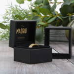New in: a luxurious jewellery box named Madrid