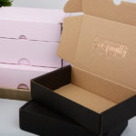 Good news: postal boxes in two new colours